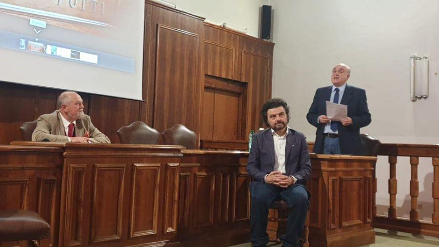 """""""Processo a Foresi"""", successo per l'insolito pomeriggio al Csco organizzato da Intermedia Edizioni"""