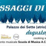 """""""Assaggi di Natale"""" con le """"Terre d'Orvieto"""": degustazione gratuita a Palazzo dei Sette con il """"Pasto del Posto"""""""