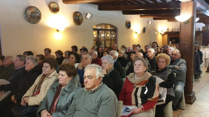 """La Cna Pensionati Umbria gode di ottima salute, 6.900 iscritti. Al via progetto """"Nonni per le città"""""""