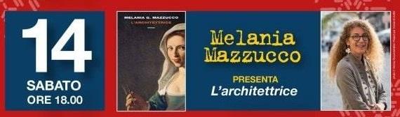 """A """"Il libro parlante"""" incontro con la scrittrice Melania Mazzucco"""