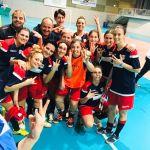 Week end positivo per l'Orvieto Fc. Sale l'attesa per la seconda gara femminile del futsal lunedì 9 dicembre