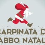 """A Porano ritorna la """"Scarpinata dei Babbo Natale"""""""