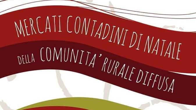 Mercati Contadini di Natale della Comunità Rurale Diffusa