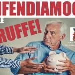 Anziani a rischio truffe, convegno Mosap a Orvieto su questa problematica dilagante: 64000 over 80 a rischio