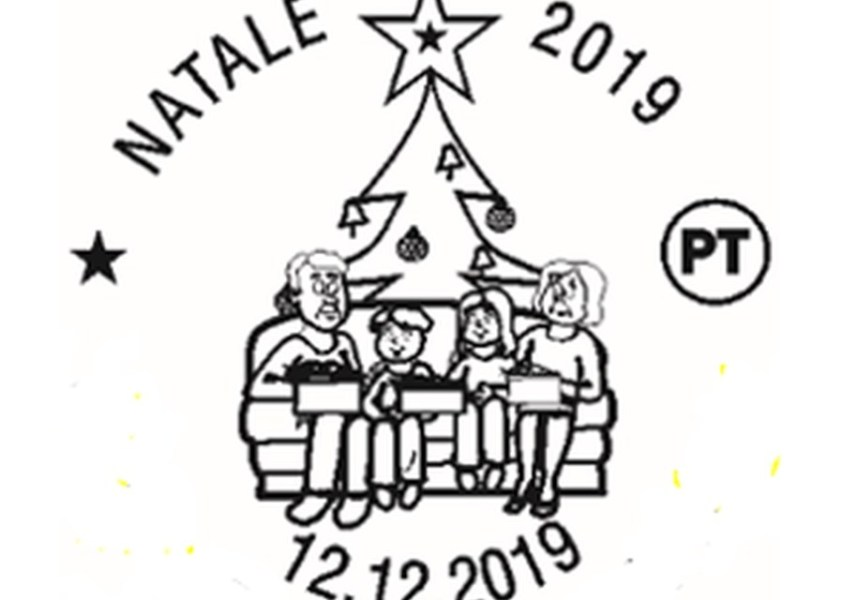 Annulli speciali e cartoline per il Natale 2019 con Poste Italiane