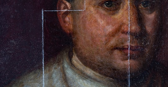 Presentato al Palazzo Vescovile di Acquapendente il restauro del dipinto del Cugini