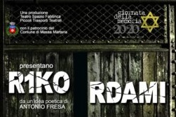 R1kordami al Teatro Spazio Fabbrica di Lugnano in Teverina