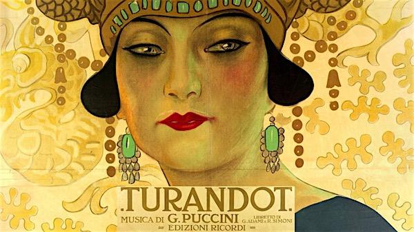 Unitre Orvieto programma gita a Roma per la Turandot
