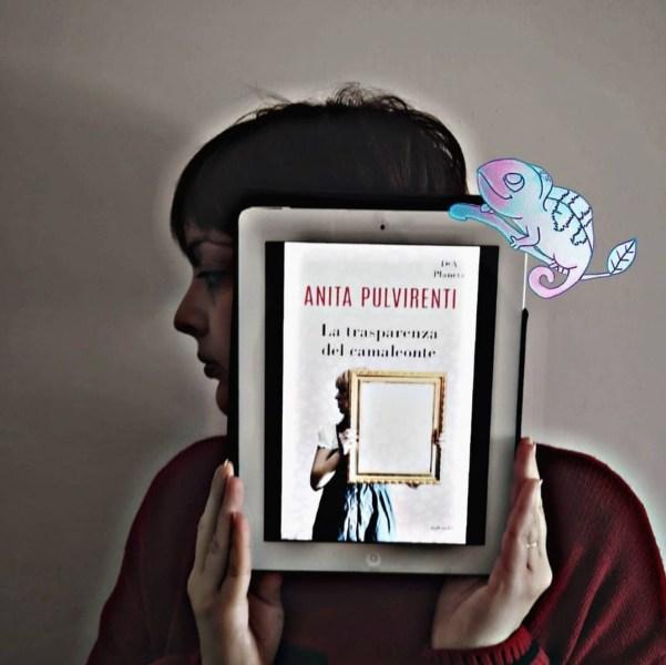 La trasparenza del camaleonte di Anita Pulvirenti