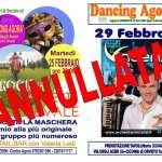 Uisp, sospensione eventi e manifestazioni dal 25 febbraio al 1 marzo 2020