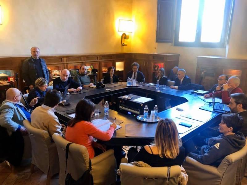 """Cassa di Risparmio di Orvieto, audizione in Commissione Capigruppo di Marco Fratini: """"Siamo in una fase di stallo"""""""