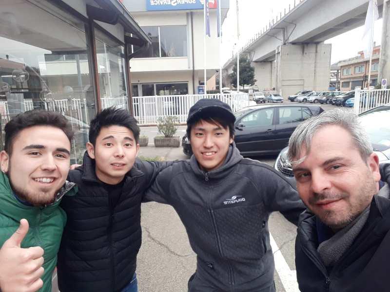 Orvieto Fc, rintrati in Giappone i giocatori Daiki Takenaka e Kazuya Yamamoto