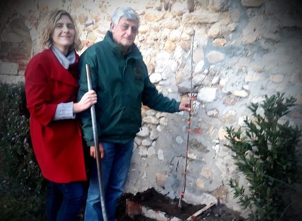 La Famiglia Di Schino ha riportato la Pera di Monteleone d'Orvieto nel centro storico