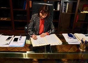 Riapertura nuove attività dal prossimo 3 giugno, la Presidente Tesei firma nuova ordinanza