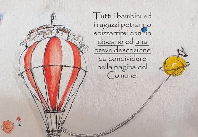 Montecchio, dolce di Pasqua alle famiglie e #ConViviamoci per i bambini del paese