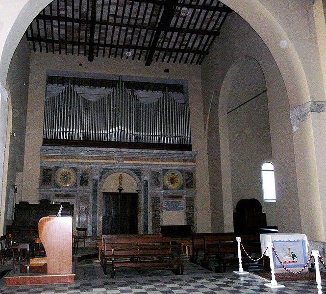 Acquapendente in lutto per la scomparsa dell'organista Mauro Muccifora