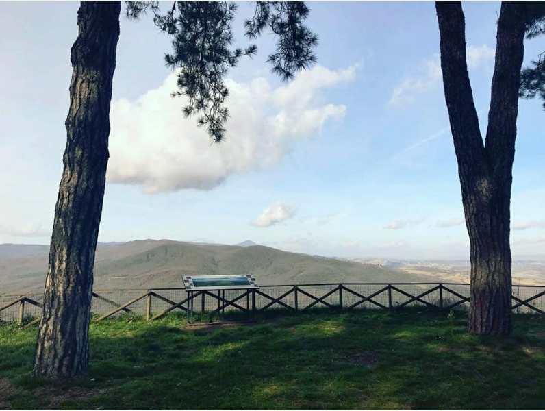Il Parco del Pinaro di Castel Viscardo è tra i candidati a Luogo del Cuore del FAI