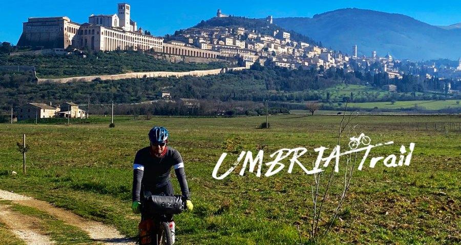 Fuggire dal covid con il cicloturismo. Anche Orvieto sarà una tappa di Umbria Trail