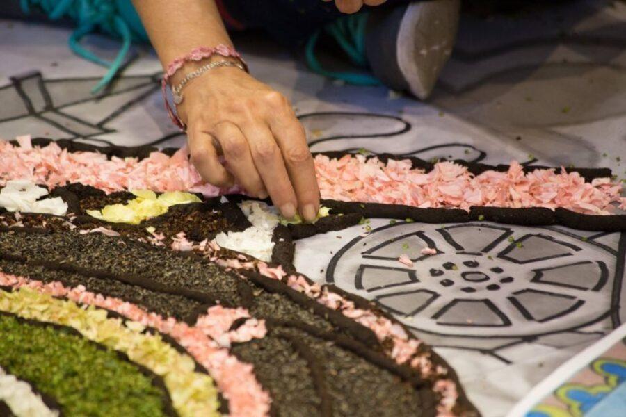 Orvieto in Fiore 2020, uno sbocciare di profumi e colori per una Pentecoste diversa