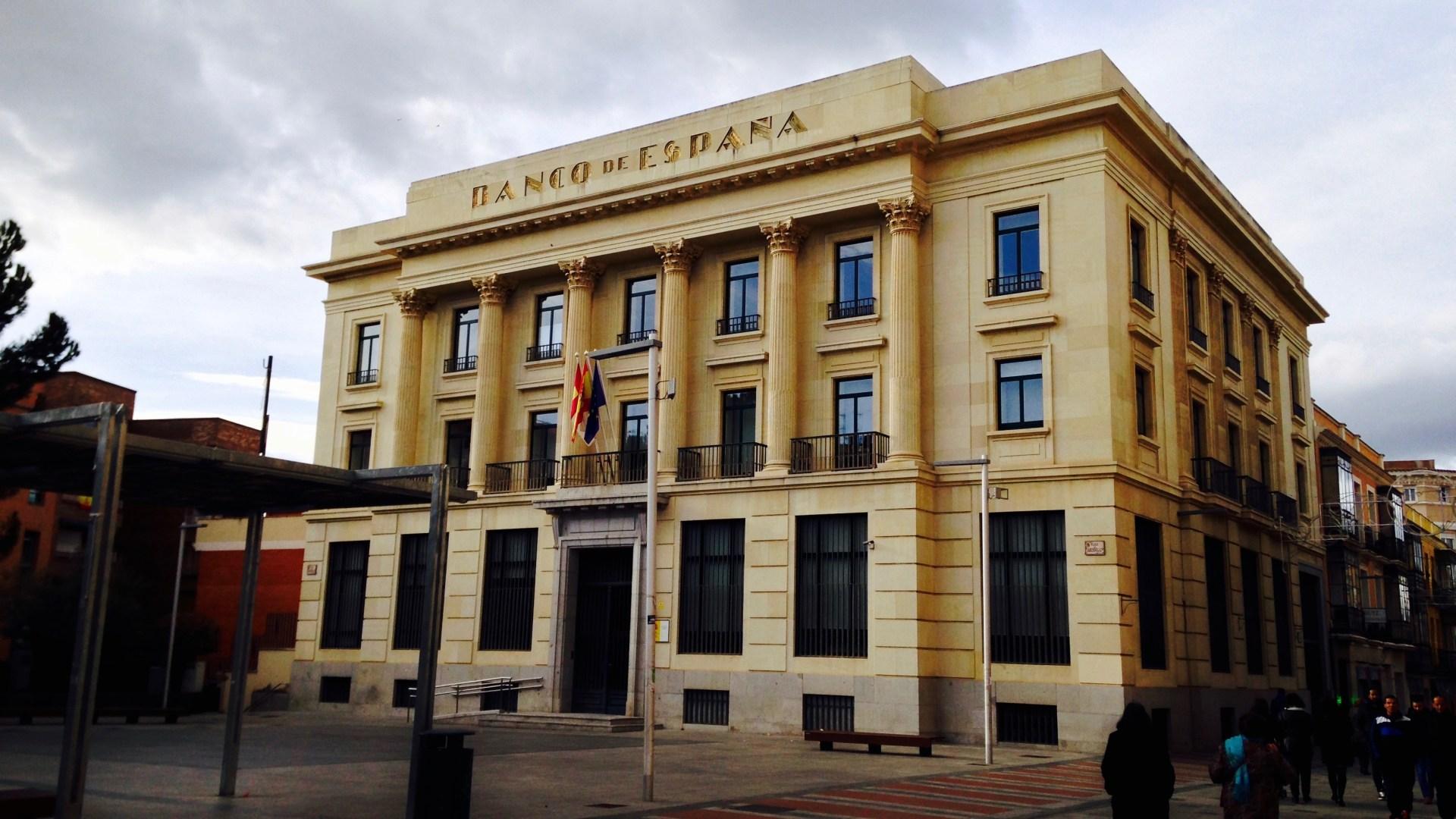 Banco de España en Guadalajara