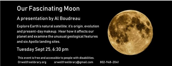 Our fascinating moon