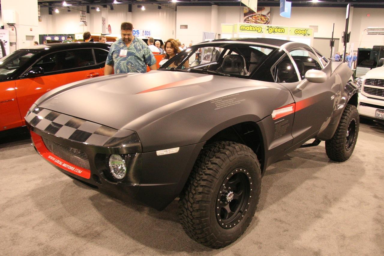 Lifted Chevy Silverado
