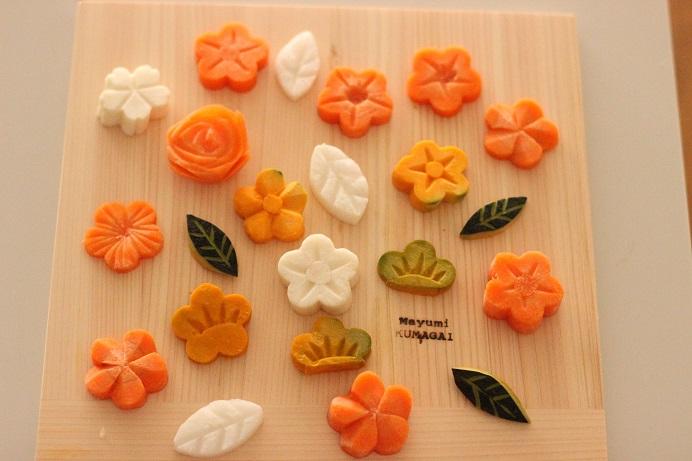 野菜の飾り切りやり方