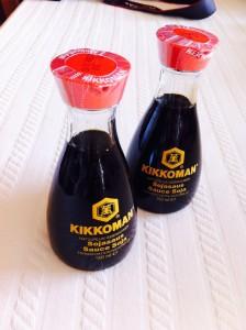 寿司屋の多いこと。それに何故かベトナム料理屋にも置いてある、キッコーマンのお醤油!!とっても可愛くて。去年から買うと決めてました!