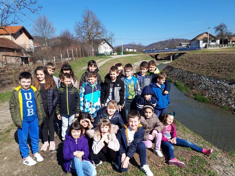 Na Svjetski dan voda do potoka se hoda