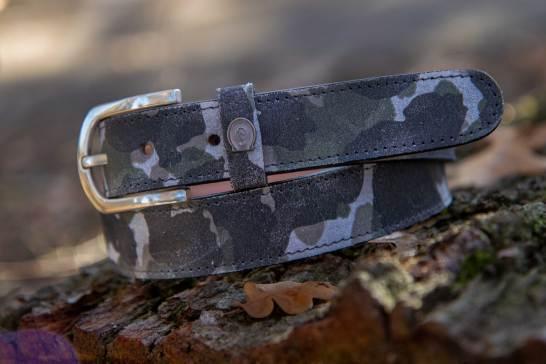 Gürtel / belt Camouflage