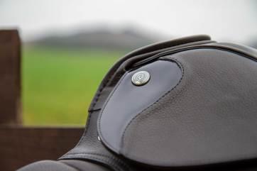 kl.Tasche Lackleder Detail
