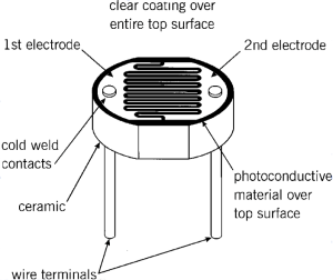 Using a Photocell or Phototransistor to determine lighting