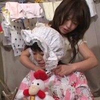 つみきママの育児で忙しい一日 さや赤ちゃんと布おむつ