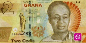 Bank of Ghana to phase out GH¢1 and GH¢2 notes