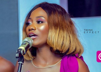 Maame Esi Forson crowned the best female comedian at the just ended 2021 Comedy & Poetry Awards
