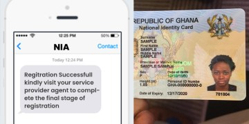How to register your sim card with an Ghana Card