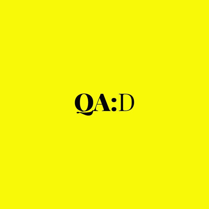 QAD alternate logo