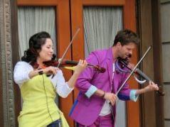ヴァイオリン・ジャム