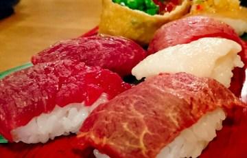 梅田 居酒屋 肉の寿司×焼鳥 okitaya