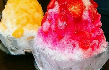 ページワン 祇園 かき氷