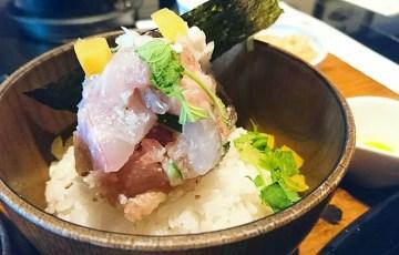 夢処 漁師めし 雑魚や 京都 ランチ