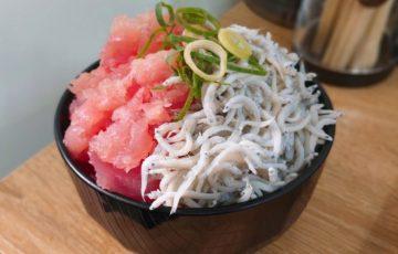 中筋水産 福島 丼