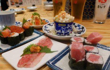 さしす 梅田 寿司
