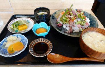 青い林檎 淀屋橋 海鮮丼