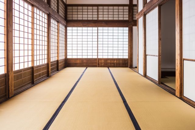 Manners for tatami m