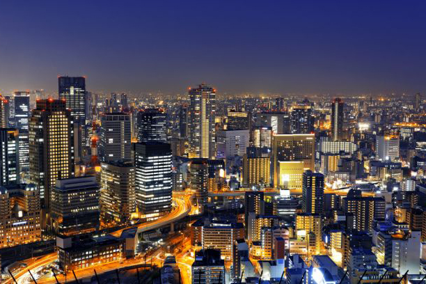 仿佛在云上的世界?体验在大阪站附近的空中