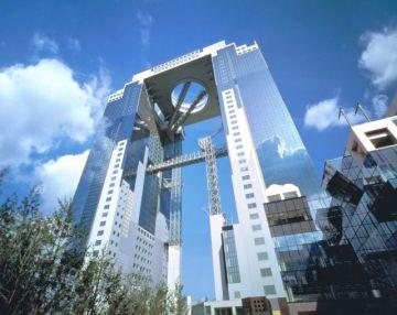 Umeda Sky Building Observatory spot3
