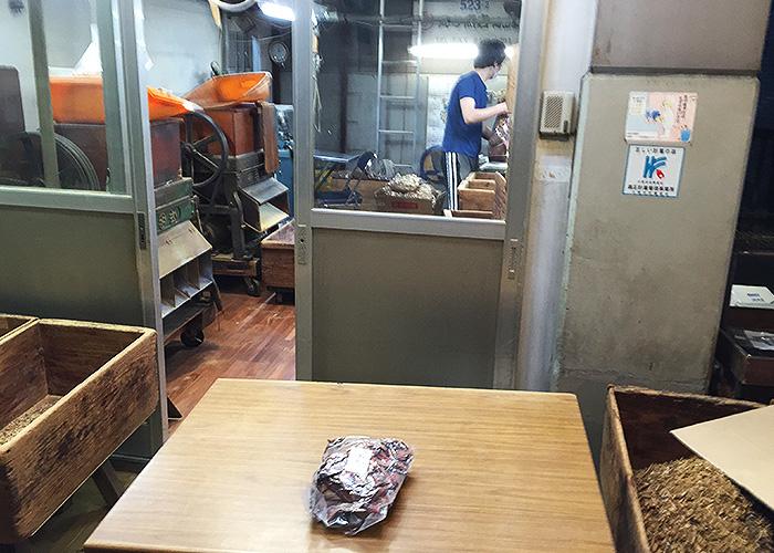 大阪市中央卸売市場で一般人の私が業務用鰹節をお買い上げ