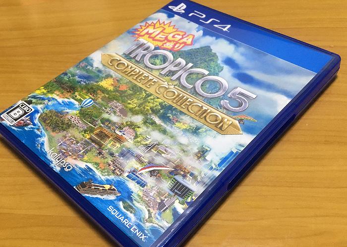 PS4 トロピコ5の感想レビュー「市民と軍隊の独裁王国!」