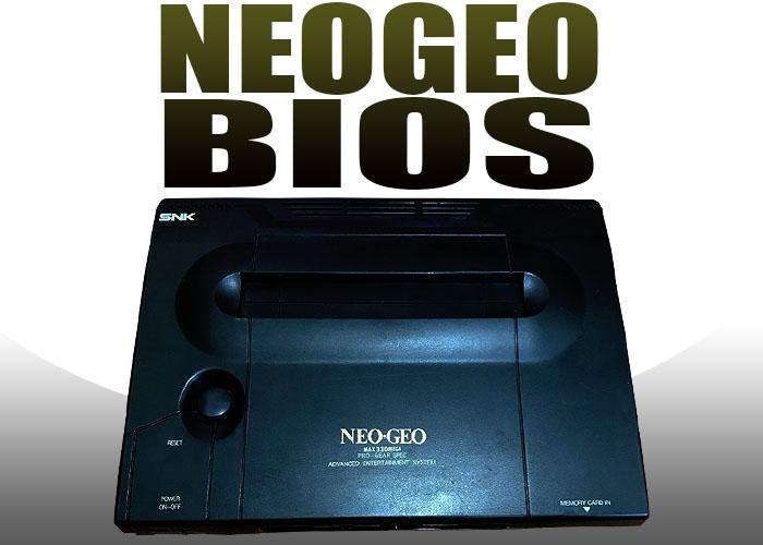 Neogeo Bios